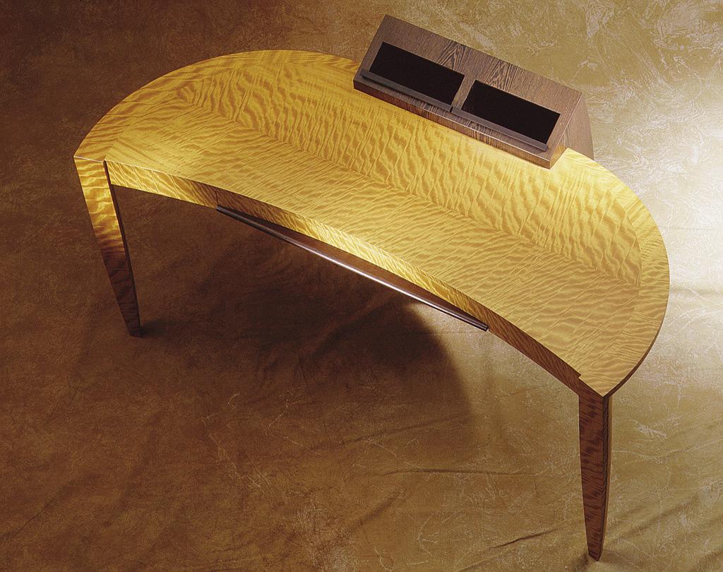Bureau jaune u paul hoffmann