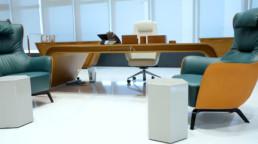 Bureau en situation à Djeddah-Paul-Hoffmann