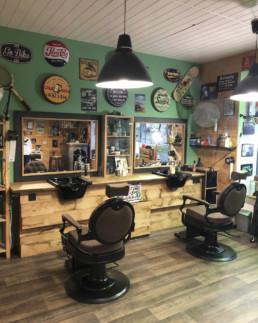Barbershop meuble ©Atelier Paul Hoffmann