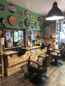Barbershop meuble FACE ©Atelier Paul Hoffmann