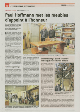 le progres JEMA2018 article