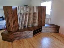 meuble de séparation côté bureau PaulHoffmann