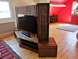 meuble de séparation côté télé PaulHoffmann
