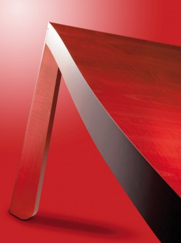 Table rouge